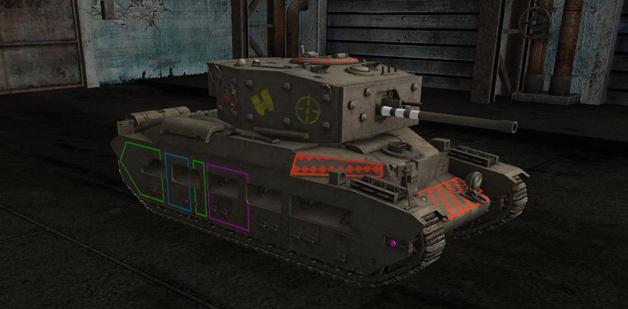 Powered by bigworld technology 12. Зоны пробития танков в wot слабые места. . Н