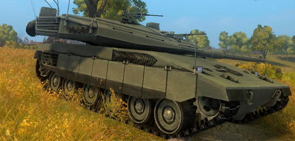 Wot blitz // chieftain/t95 firs look